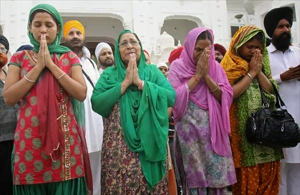 vestimenta de la india: