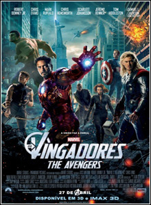 Download Os Vingadores BDRip AVI Dual udio + RMVB Dublado