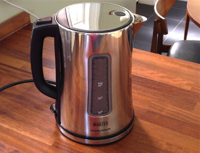 Morphy Richards Accents kettle Brita