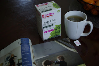 Calm the Crazy Herbal Tea