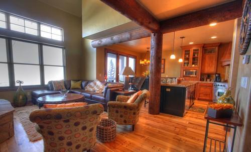 Pon linda tu casa decoraci n de intriores for Cocina y sala juntos