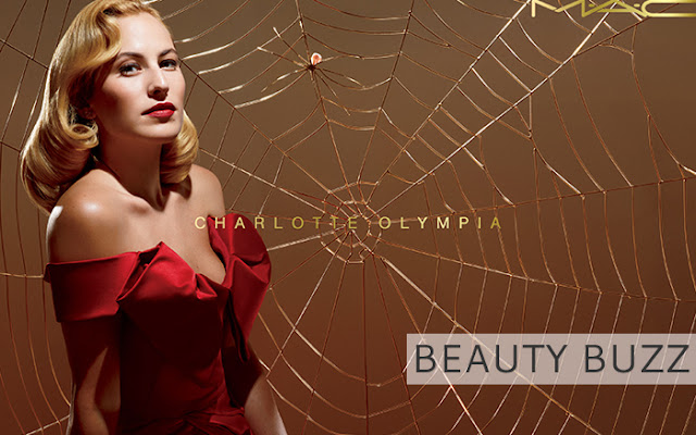 Beauty Buzz: Charlotte Olympia for MAC