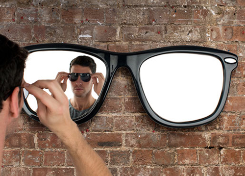 Cool Mirror Designs 15 unusual mirrors and cool mirror designs - part 6.