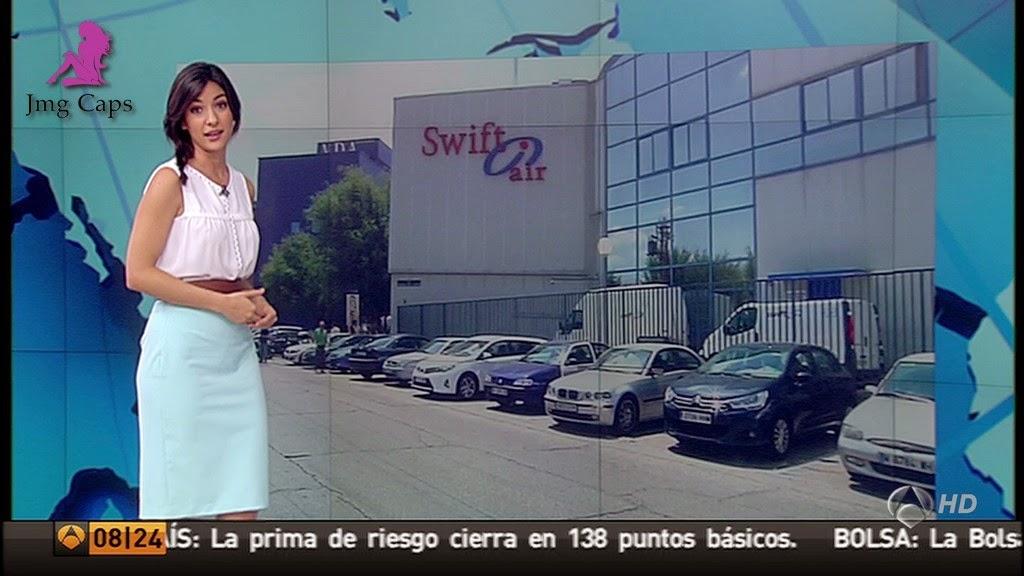 ESTHER VAQUERO, LAS NOTICIAS DE LA MAÑANA (25.07.14)