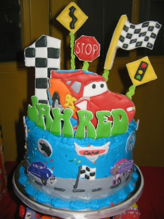 Goldilocks Cake Cars Design : Pics For > Goldilocks Cars Cake Price