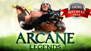 Arcane Legends Platinum Hack