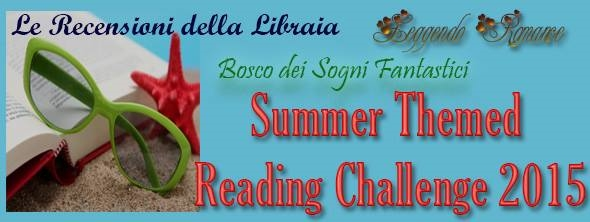 SUMMER THEMED READING CHALLENGE 2015
