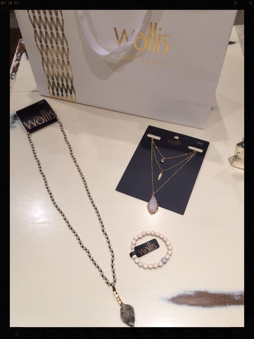 My Midlife Fashion Jewellery Necklaces Bracelet Wallis Fashion