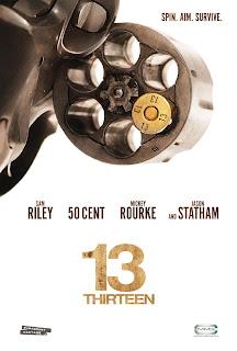 13 thirteen poster