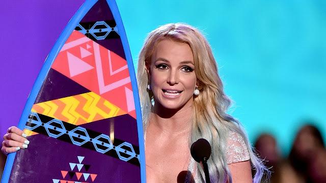 Britney Spears está grabando nuevo vídeo musical.