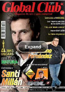 revista global club 3-2013