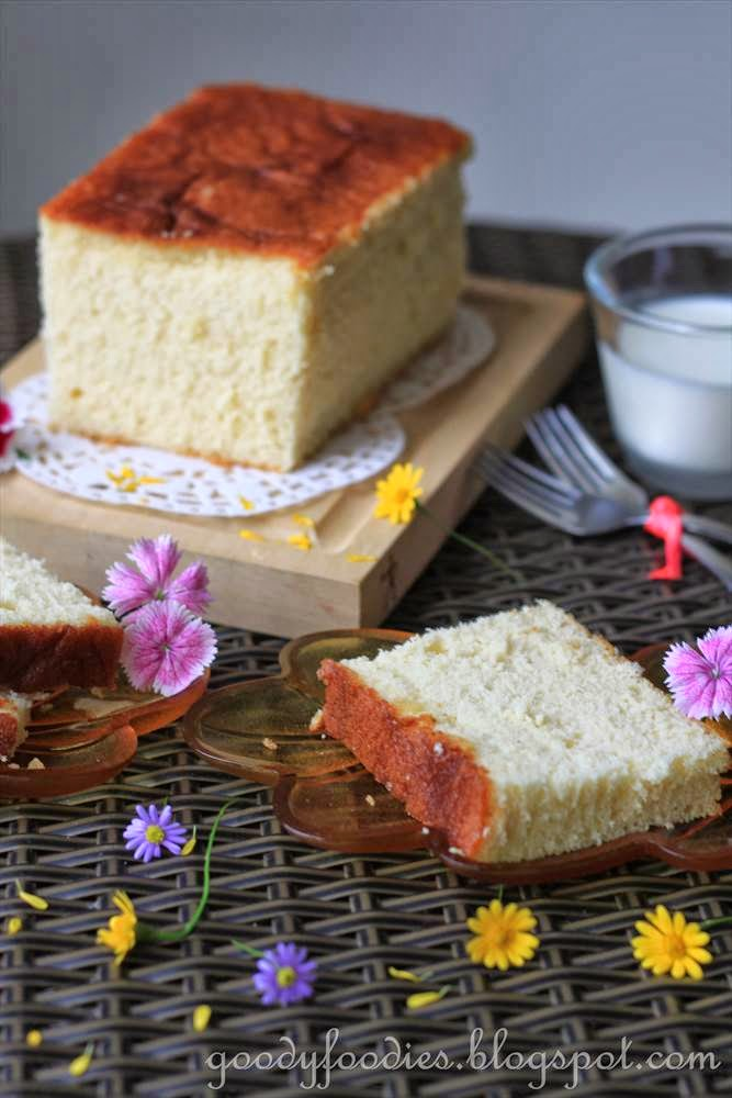 Castella Cake Bread Flour