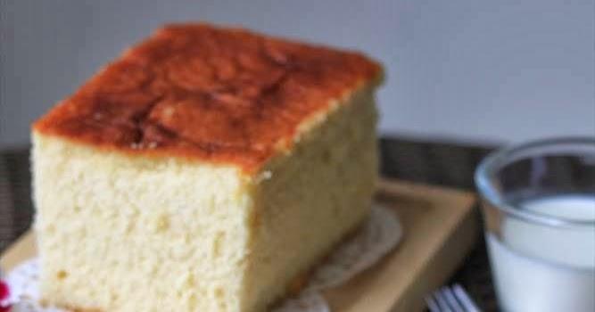 Sponge Cake Recipe W O Butter