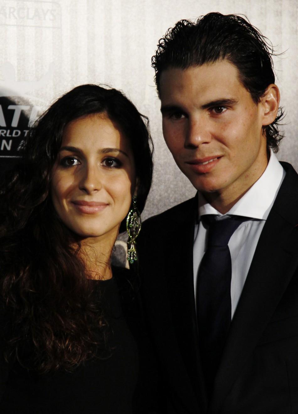 New Sports Stars: Rafael Nadal Girlfriend Maria Perello