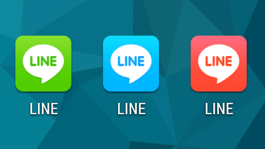 IMG 20140821 023730 - Cara Mudah Install 3 LINE Messenger sekaligus dalam 1 Smartphone Android