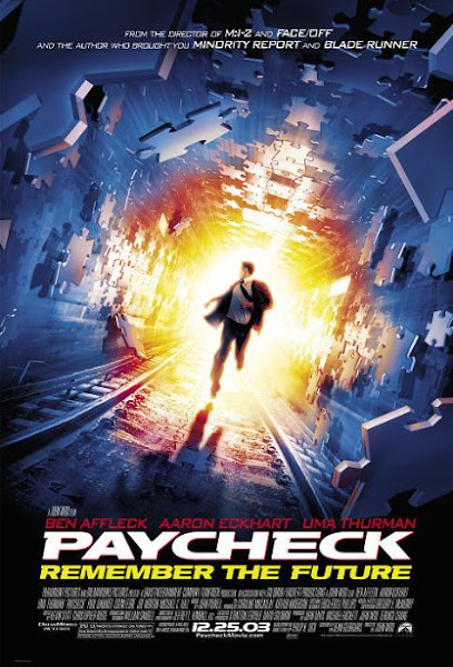 Poster Of Paycheck 2003 720p BluRay Dual Audio