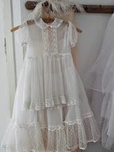 Gamla Romantiska kläder
