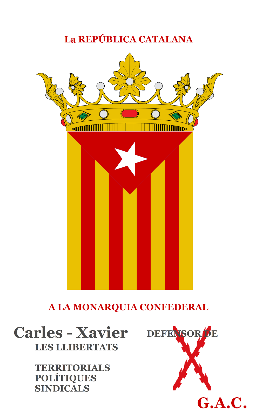 La República Catalana en la Monarquía Confederal