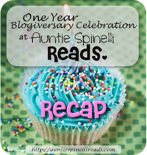 Blogiversary Celebration Week Recap
