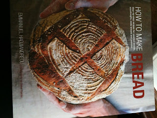 how to make bread book