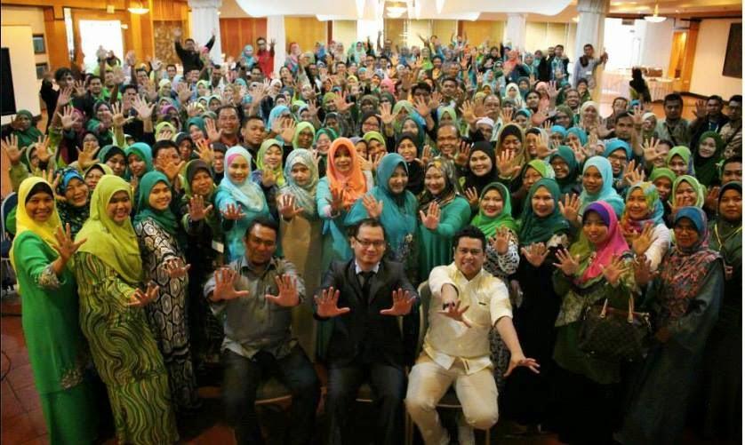 Seminar Minda Magnet Rezeki by Smart Tycoon Group