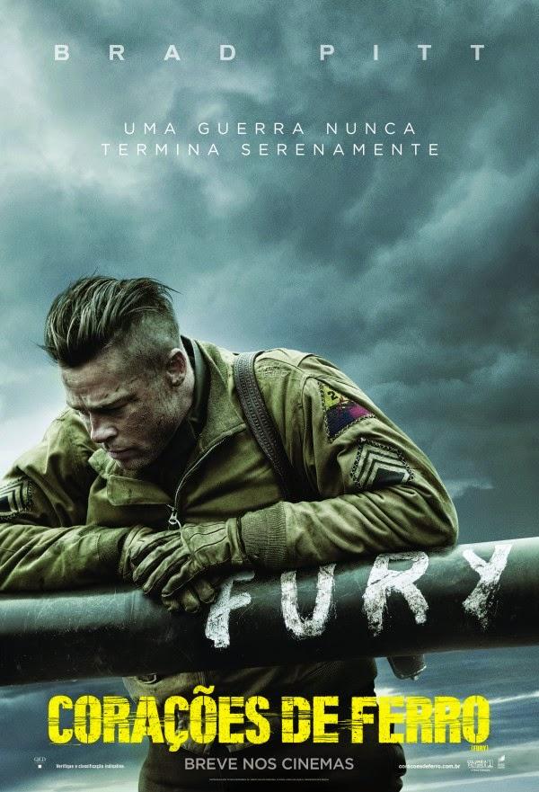 Corações de Ferro (Fury) – HD 720p – Legendado