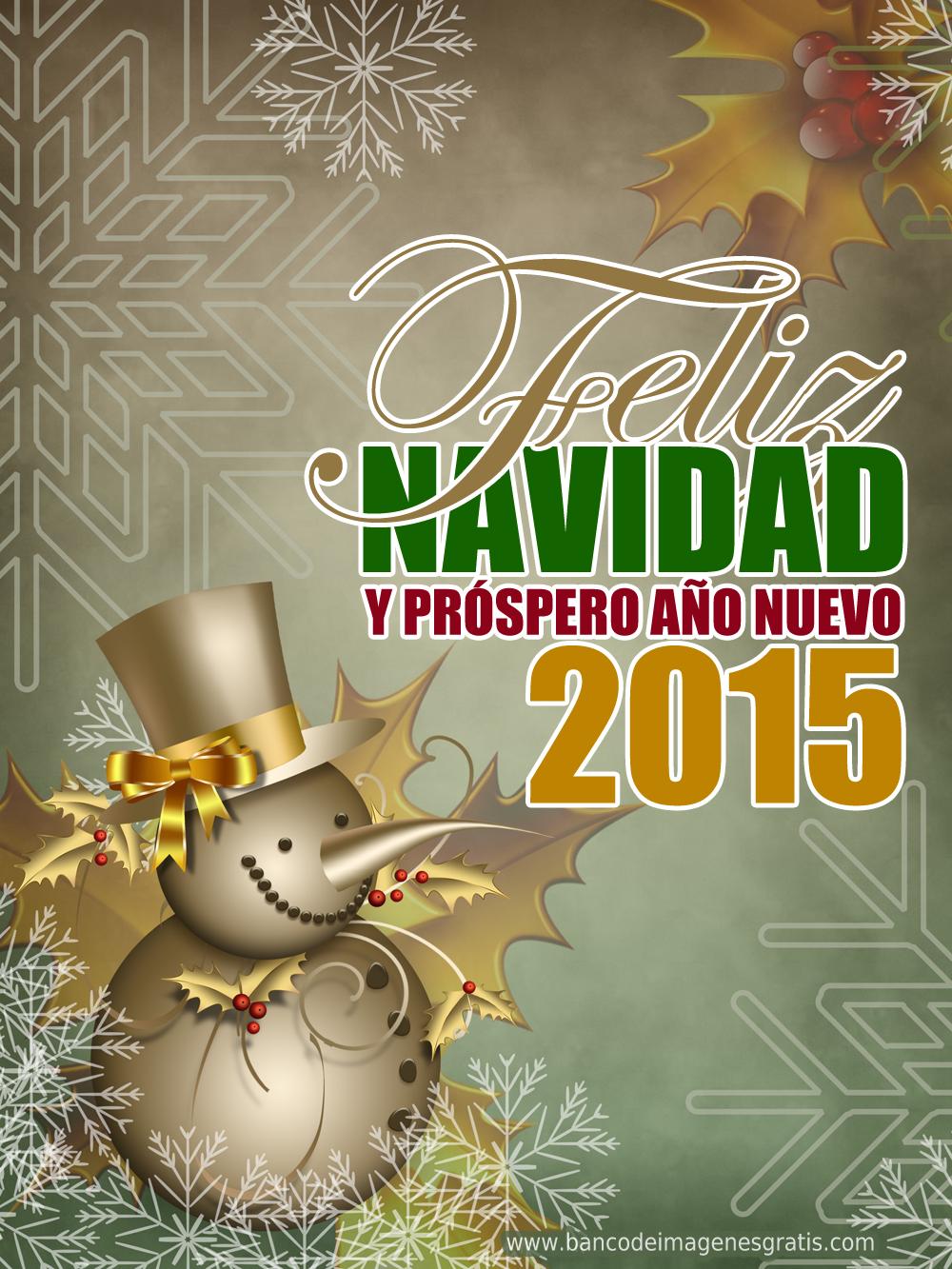 Merry christmas navidad 2015 on pinterest happy new - Tarjetas de navidad artesanales ...