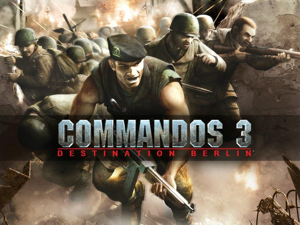 Download Game Commandos 3 Destination Berlin For PC