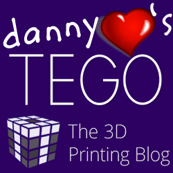 I earn $40 blogging about 3D printers