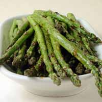 Weight Loss Recipes : Grilled Asparagus with Balsamic Vinaigrette