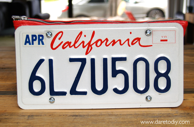How Do You Buy A Used Car License Plate