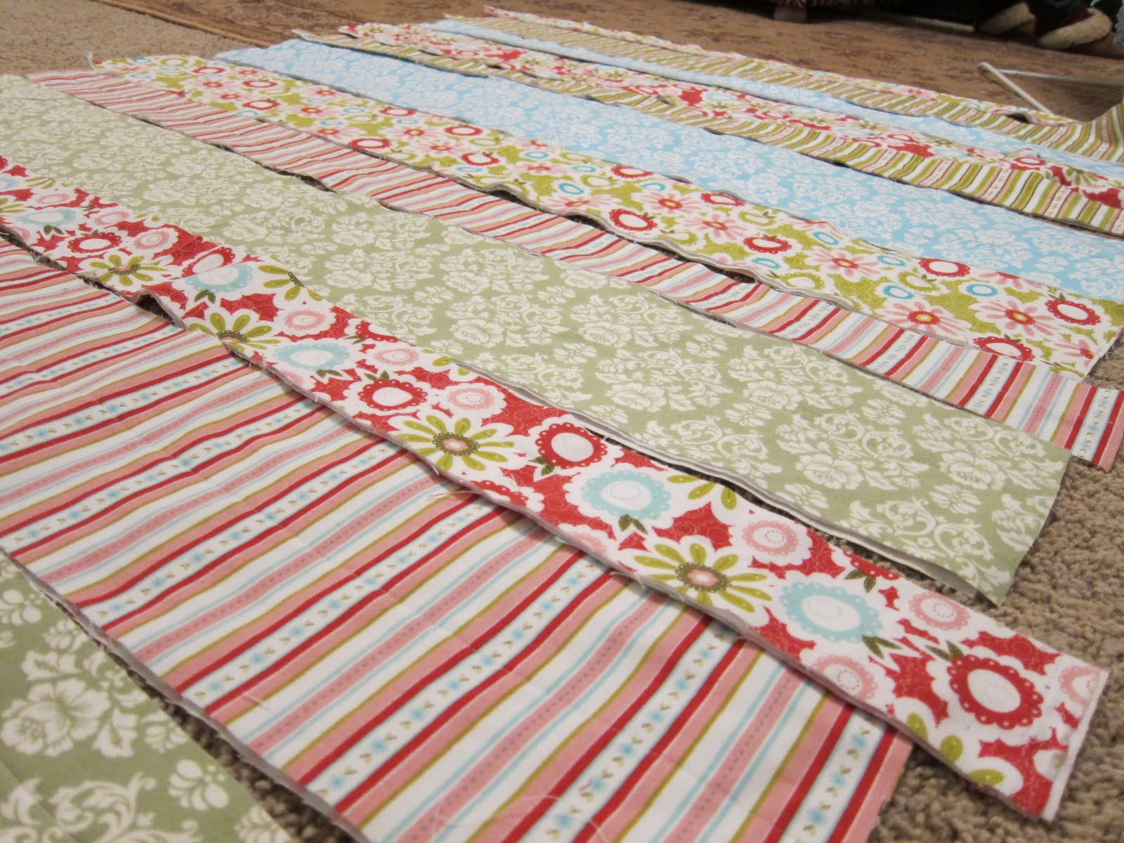 Do It Yourself Divas Diy Flannel Baby Rag Quilt Reposted