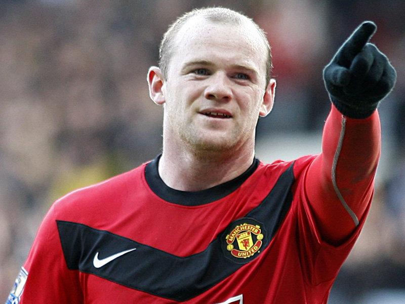 Wayne Rooney 8 Wayne Rooney