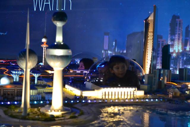 Expo Milano 2015 pabellón Kuwait