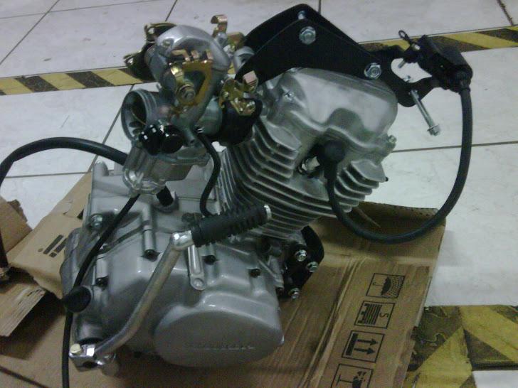 Motor e carburador