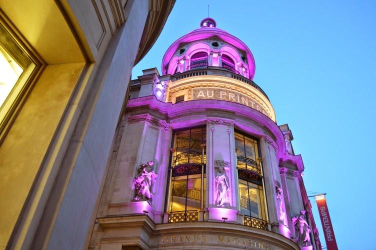 galerie La Fayette, shopping centre, mall, paris