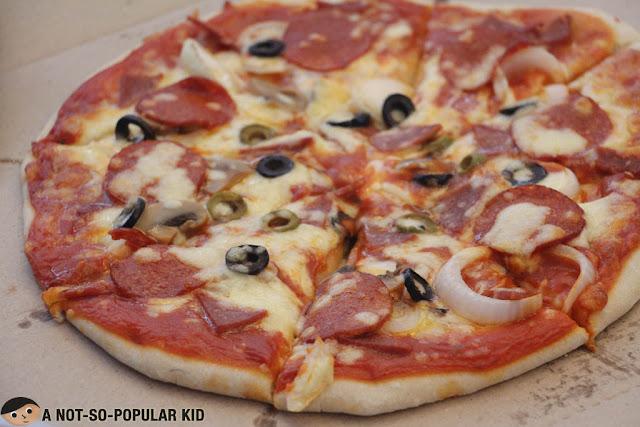 Inn Keeper Pizza of North Wing