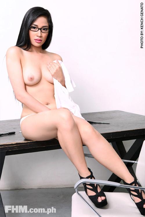 alyzza agustin sexy nude pics 05