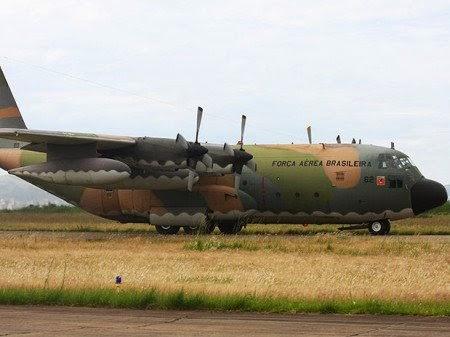 avião FAB