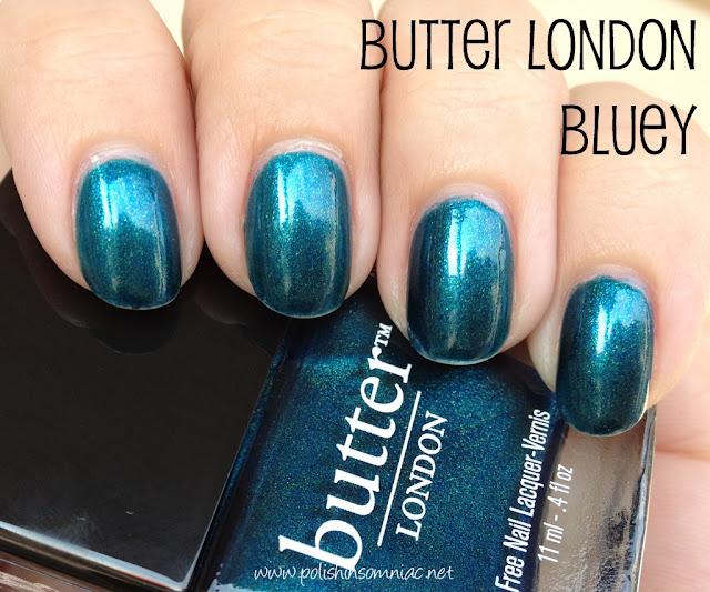 butter LONDON Bluey
