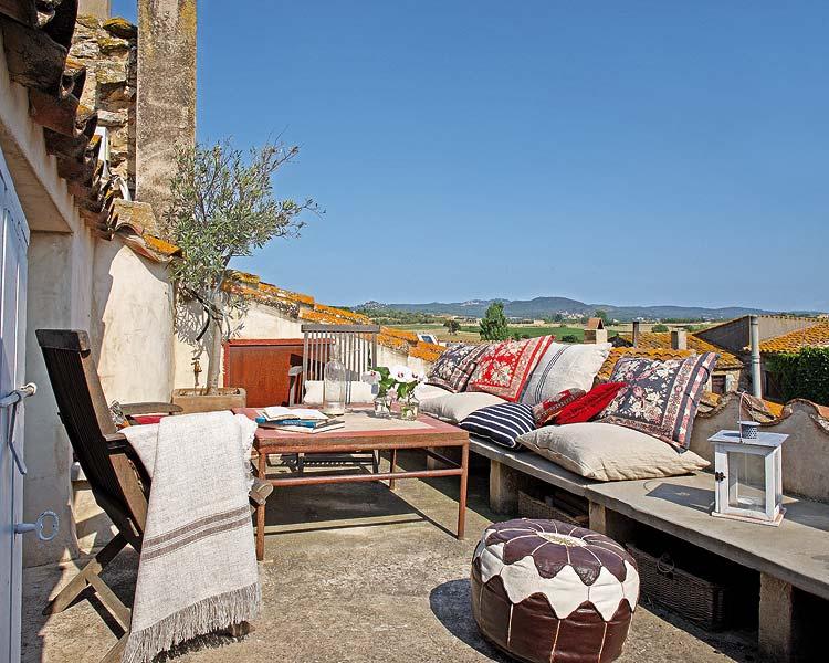 Blog achados de decora o bom dia - Decorar terrazas con encanto ...