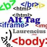 Alt Tag Pada Gambar/Image