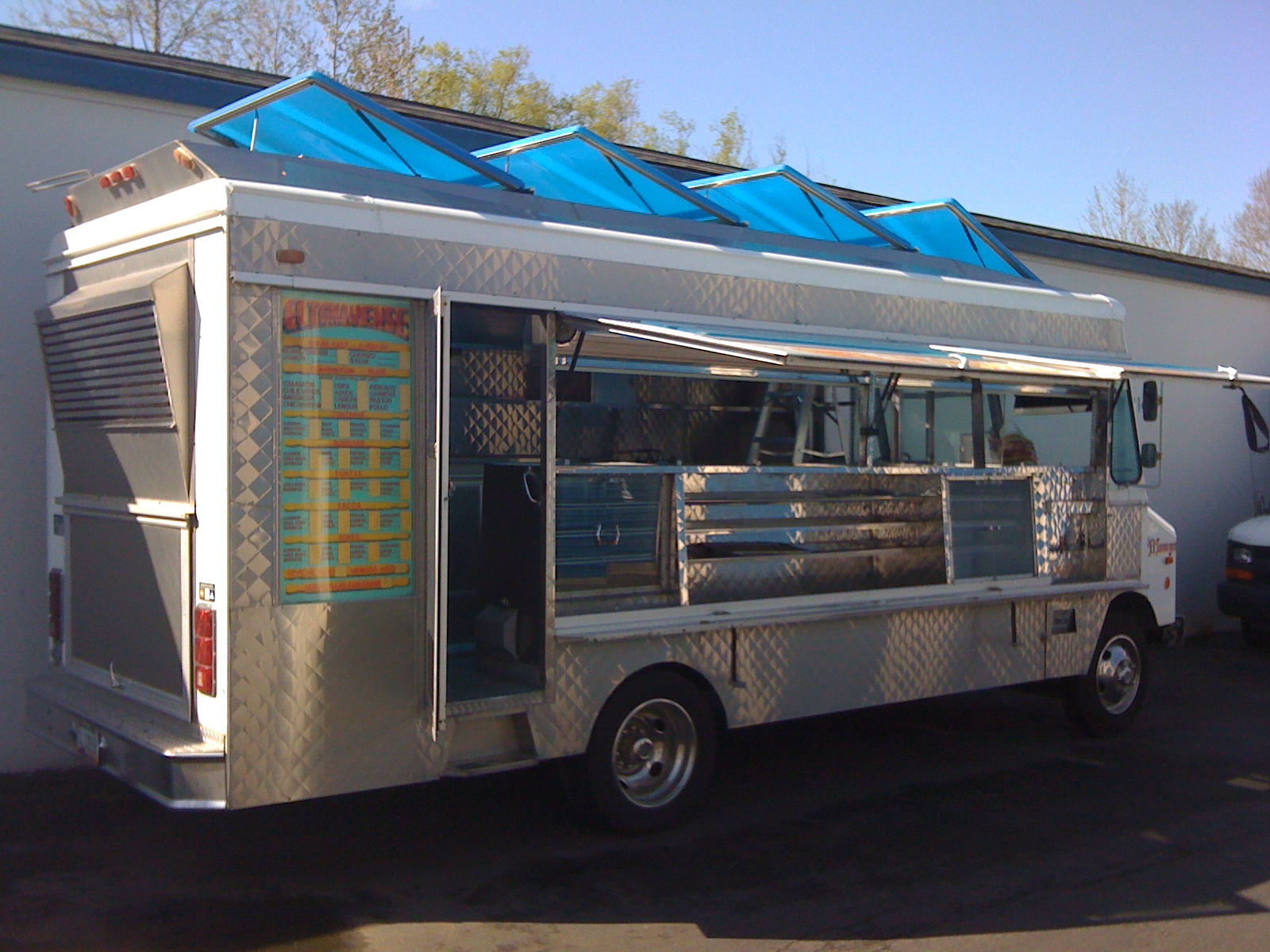 Gallery For Mobile Food Truck
