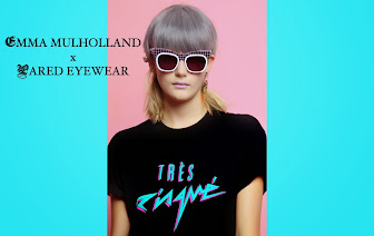 EMMA MULHOLLAND x PARED EYEWEAR