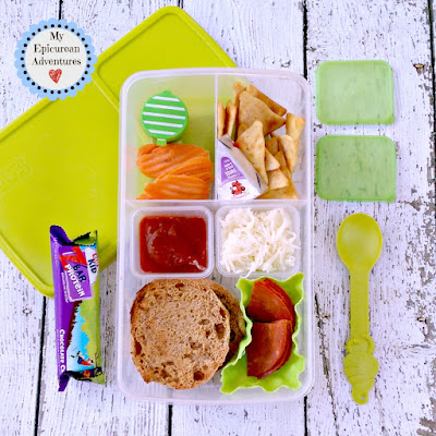 My Epicurean Adventures: Lunch Box Fun 2015-16: Week 6#. Lunch box ideas, school lunch ideas, lunches