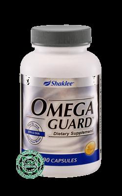 Kurangkan nafsu makan dengan Omega Shaklee