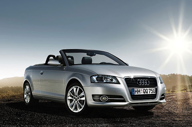 2011 Audi A3 Cabriolet Wallpaper