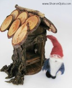 Gnome & Outhouse