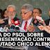 Nota do PSOL sobre a representação contra Chico Alencar