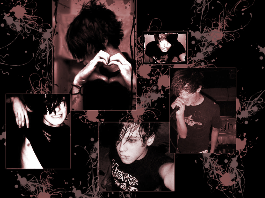 Gambar Wallpaper Emo Love : Aneka info: Wallpaper EMO